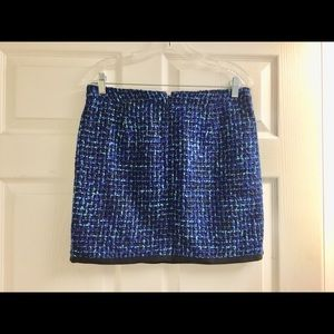 J. Crew Skirts - J. crew tweed mini skirt size 6